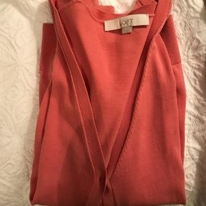 EUC Pink Cardigan